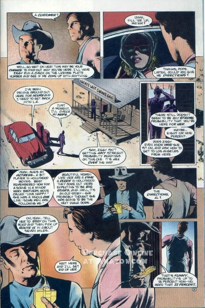 Read online Quantum Leap comic -  Issue #12 - 20