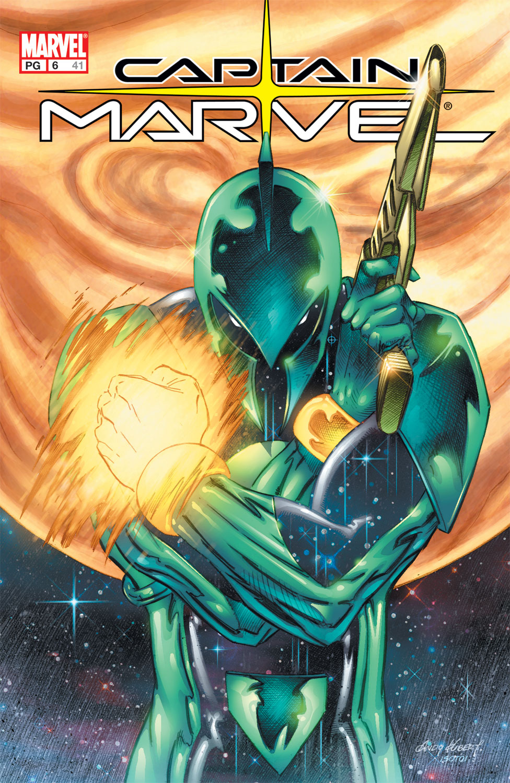 Captain Marvel (2002) Issue #6 #6 - English 1