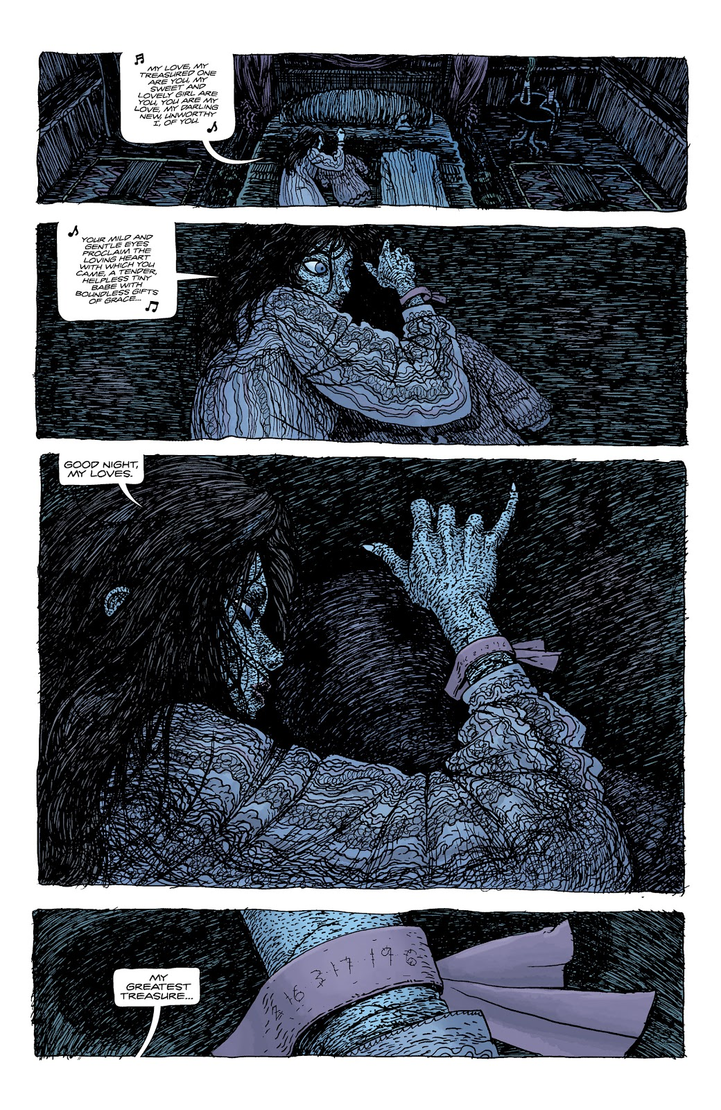 House of Penance 1 Page 22