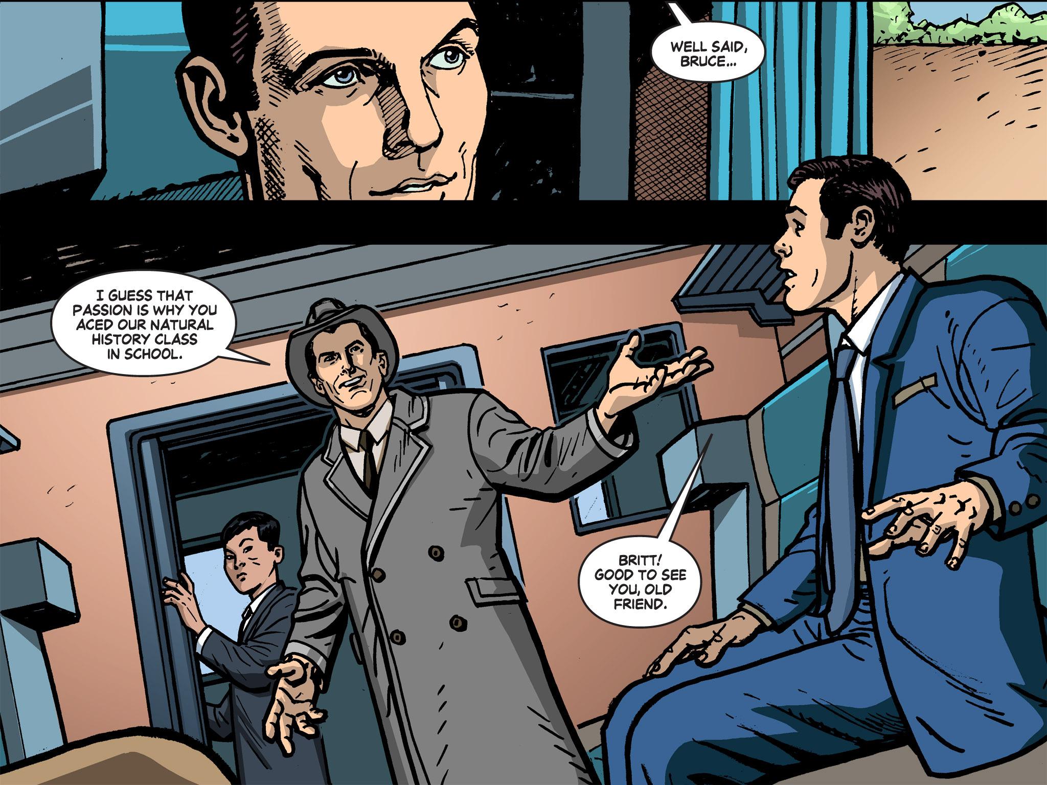 Read online Batman '66 Meets the Green Hornet [II] comic -  Issue #1 - 40