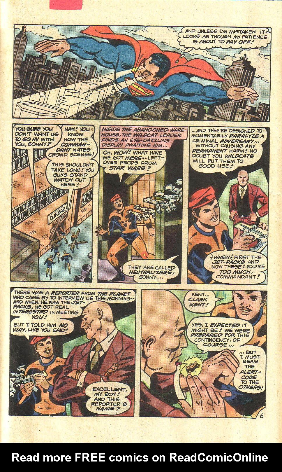 Action Comics (1938) 549 Page 6
