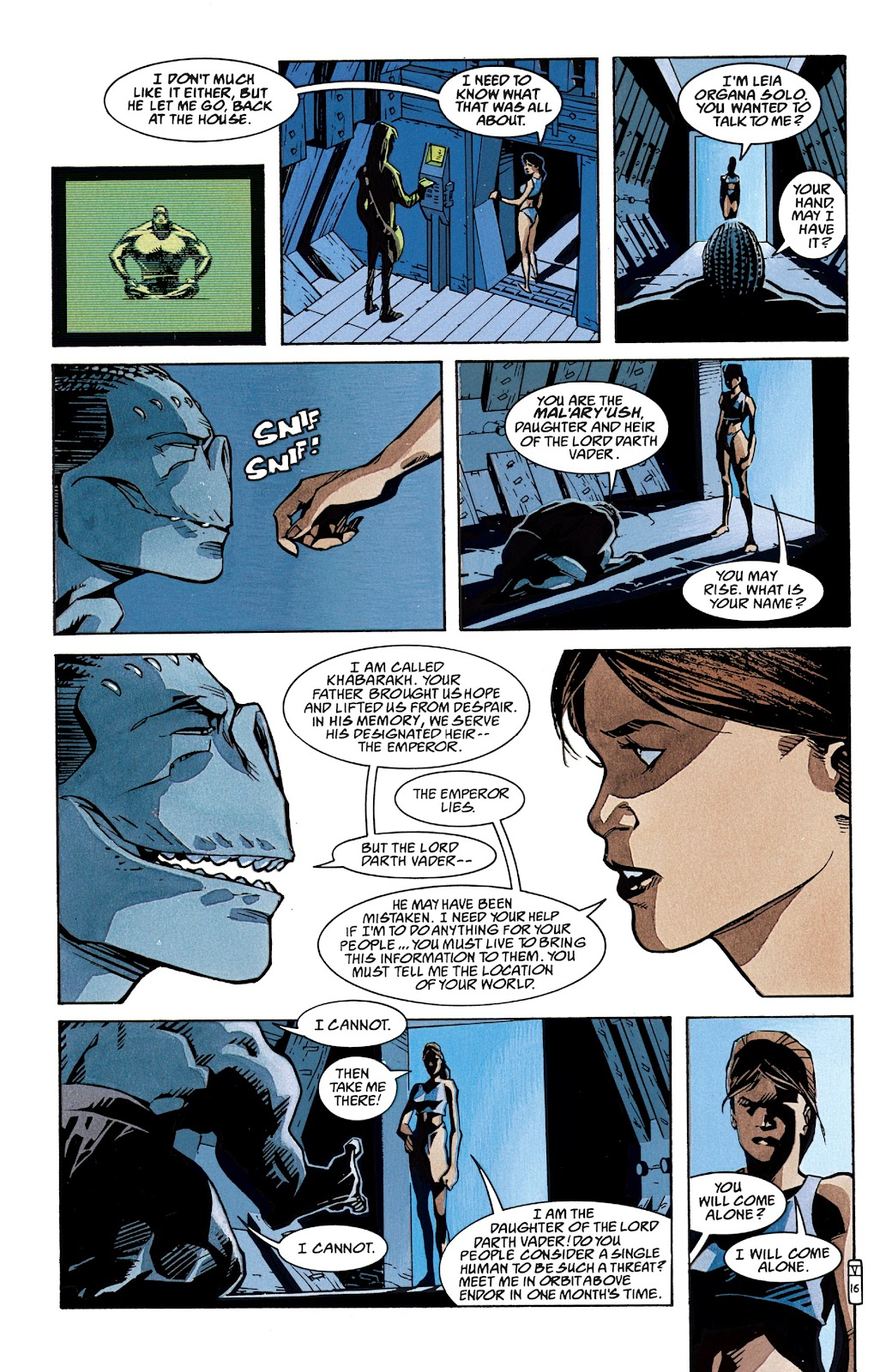 Read online Star Wars Legends: The New Republic - Epic Collection comic -  Issue # TPB 4 (Part 2) - 17