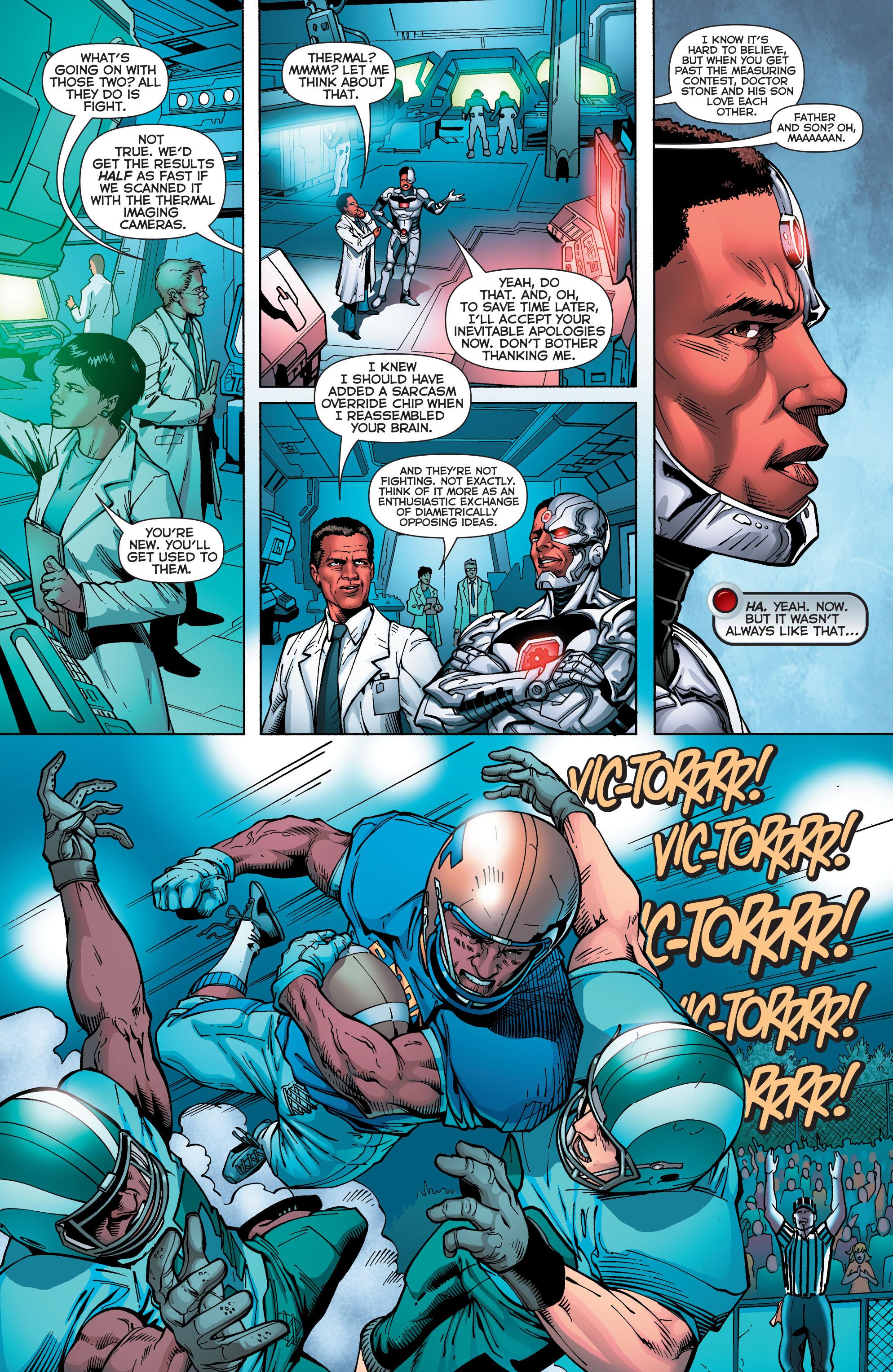 Read online Secret Origins (2014) comic -  Issue #5 - 3