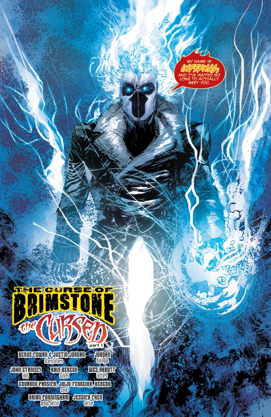 Read online The Curse of Brimstone: Ashes comic -  Issue # TPB (Part 2) - 52