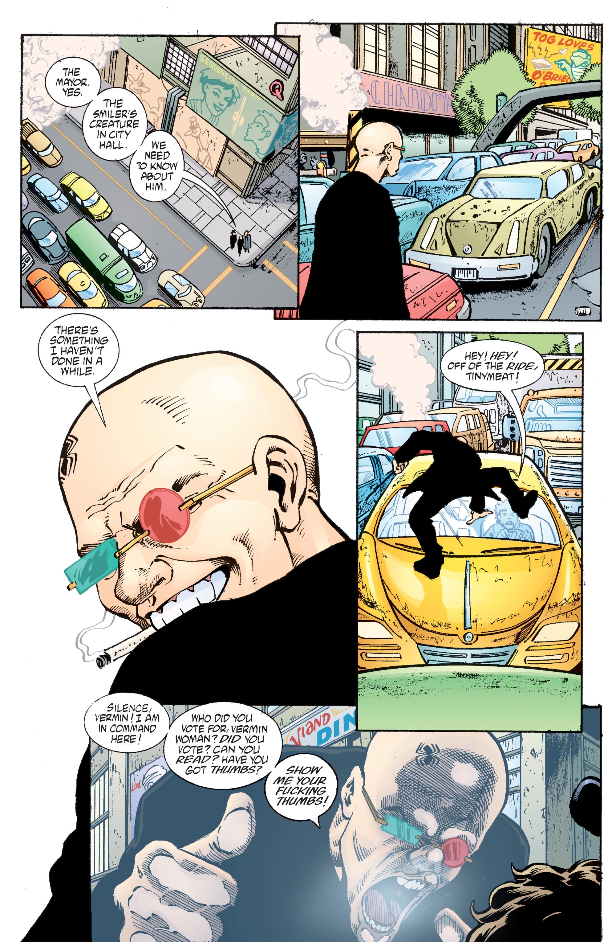 Read online Transmetropolitan comic -  Issue #49 - 16