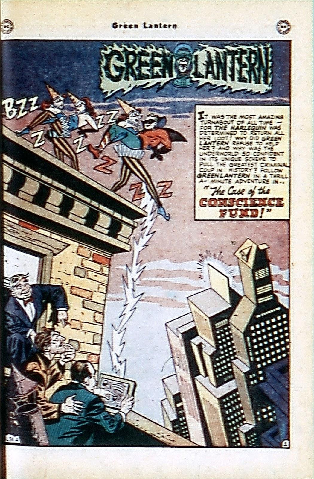 Green Lantern (1941) Issue #32 #32 - English 17