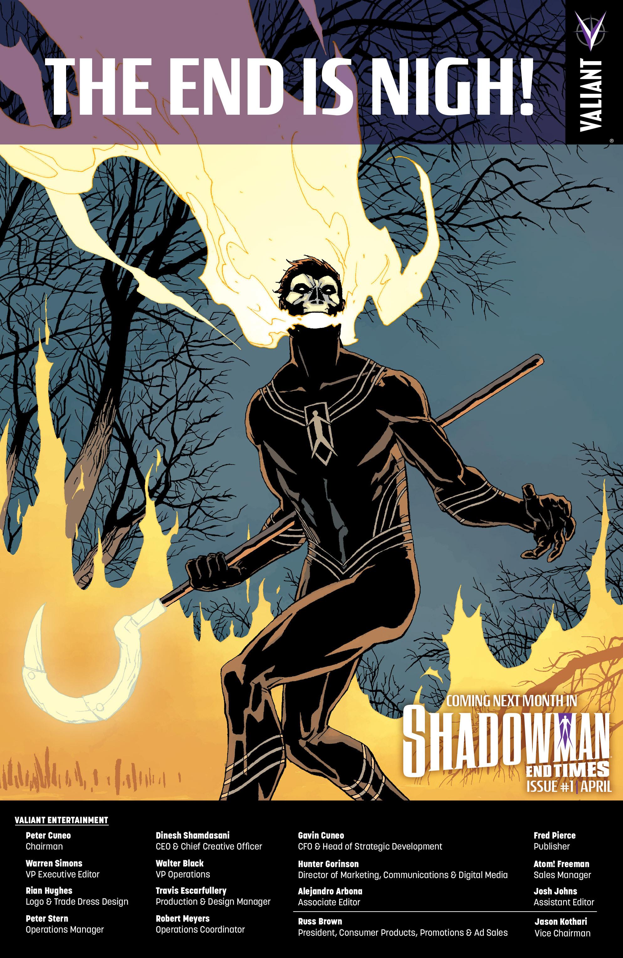 Read online Shadowman (2012) comic -  Issue #16 - 24