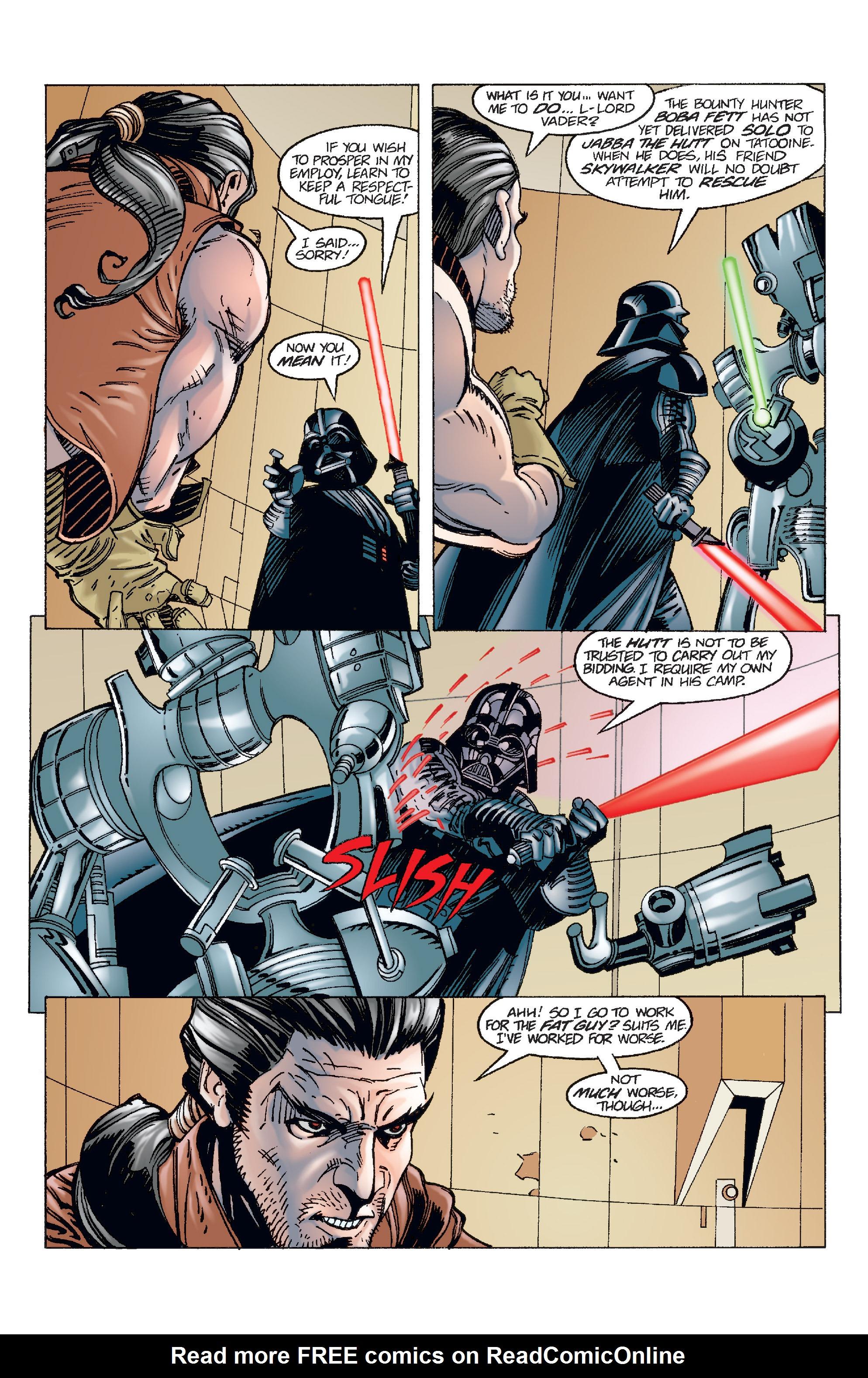 Read online Star Wars Omnibus comic -  Issue # Vol. 11 - 32