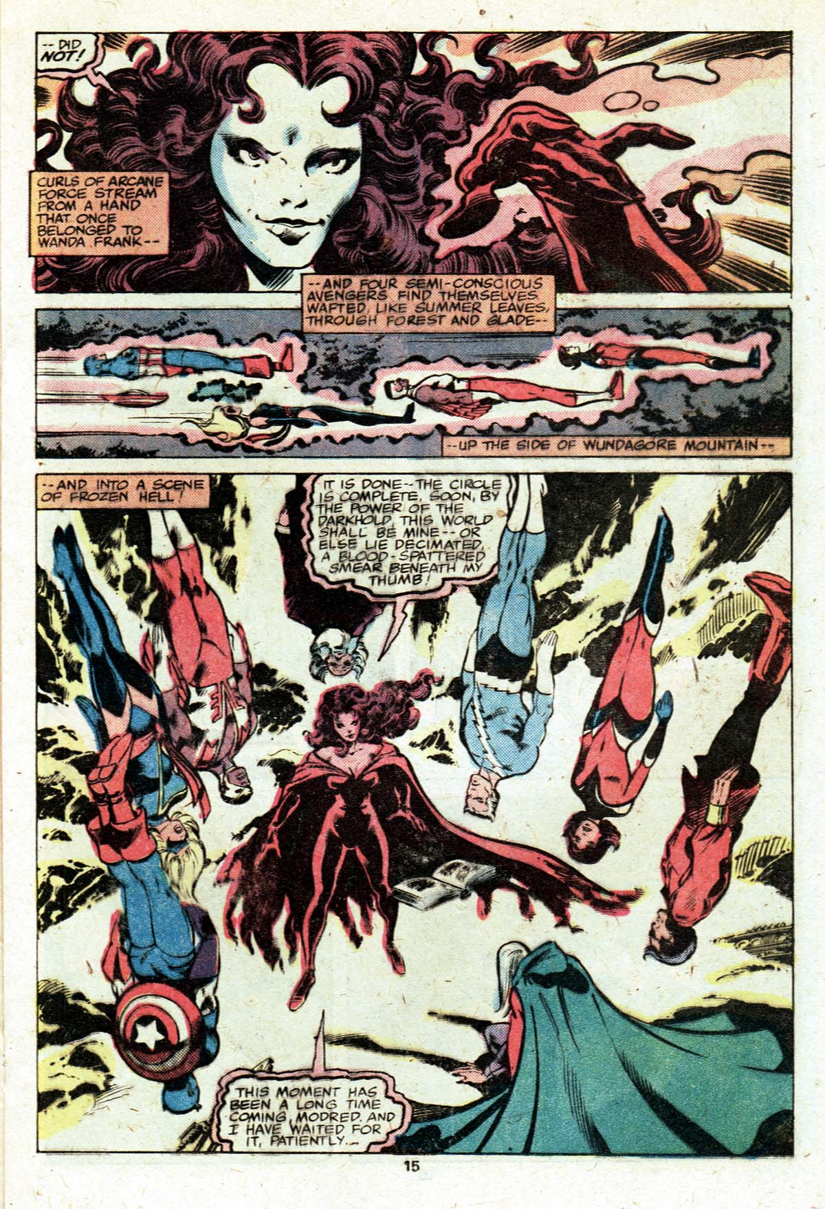 The Avengers (1963) 187 Page 9