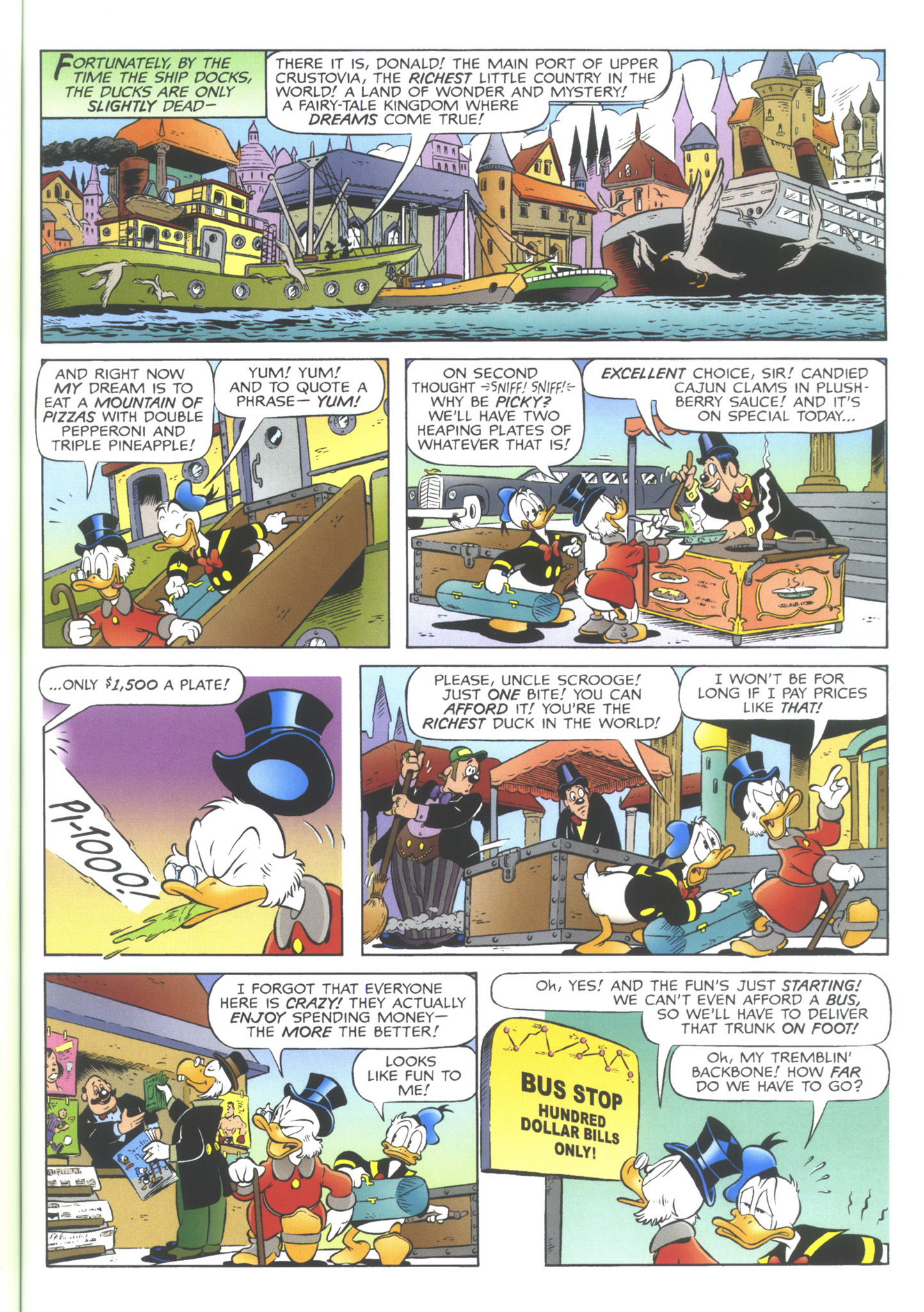 Read online Uncle Scrooge (1953) comic -  Issue #361 - 45