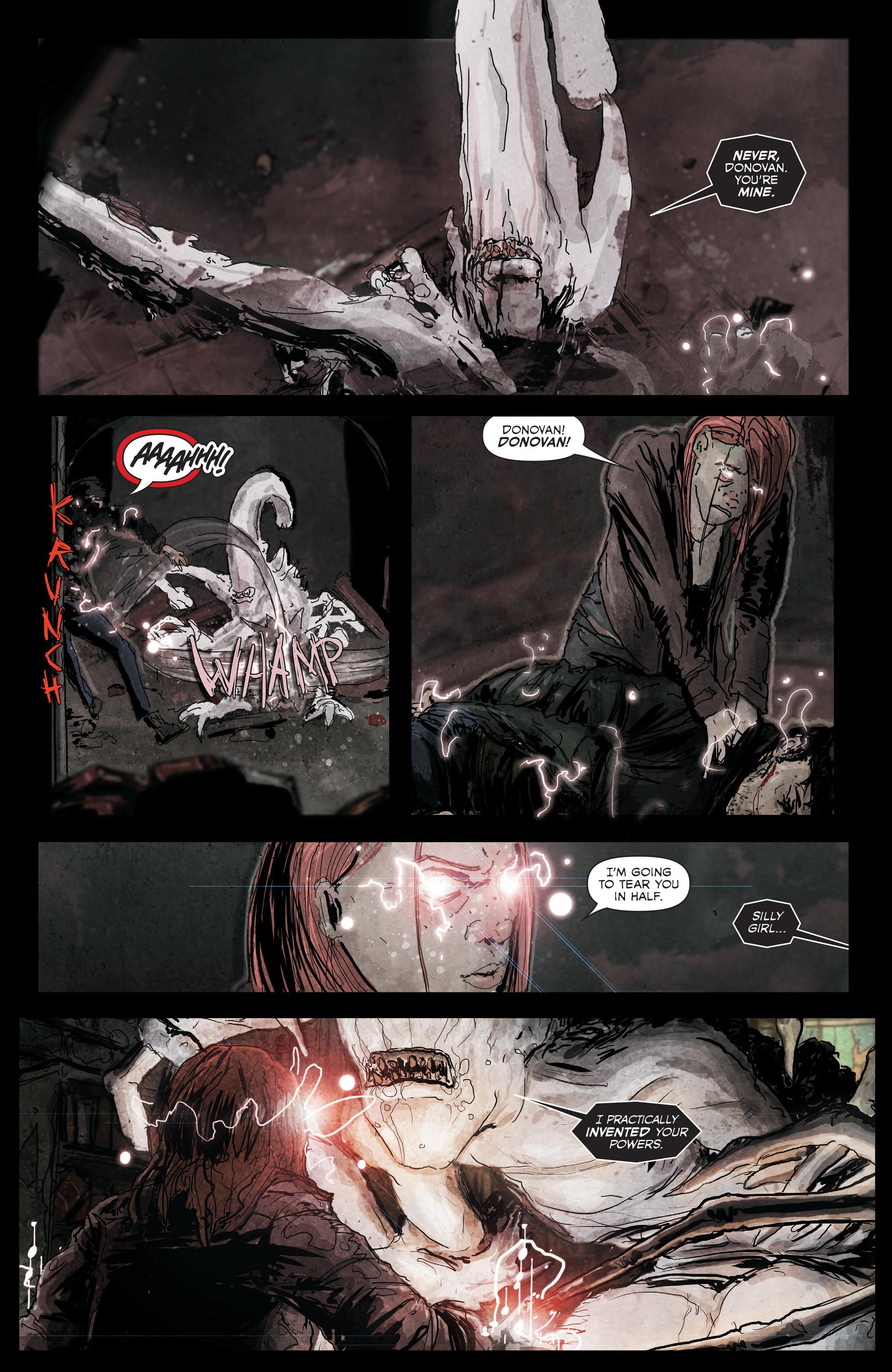 Read online Hoax Hunters (2012) comic -  Issue # TPB 3 - 71