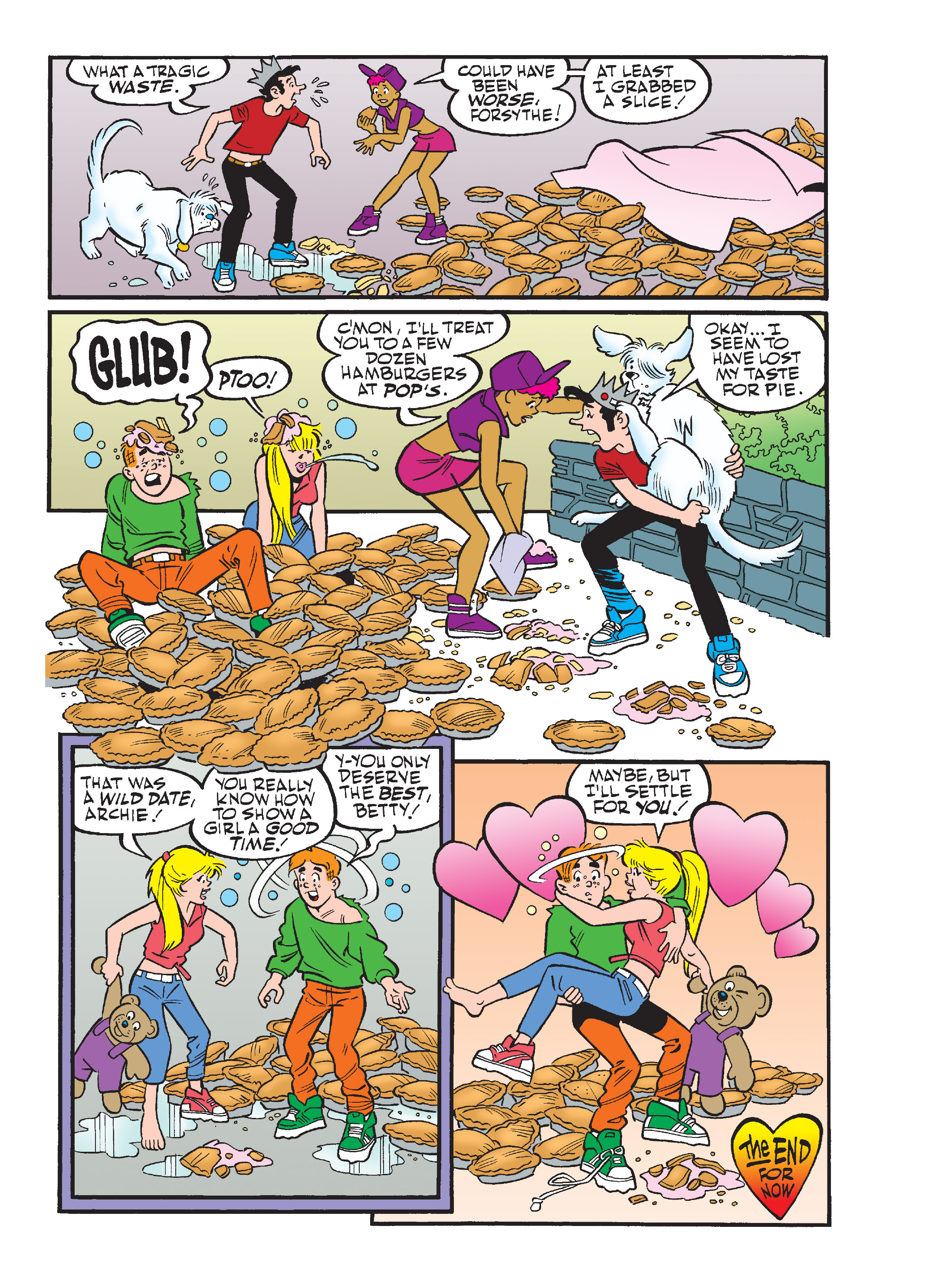 Read online Archie's Funhouse Double Digest comic -  Issue #15 - 13
