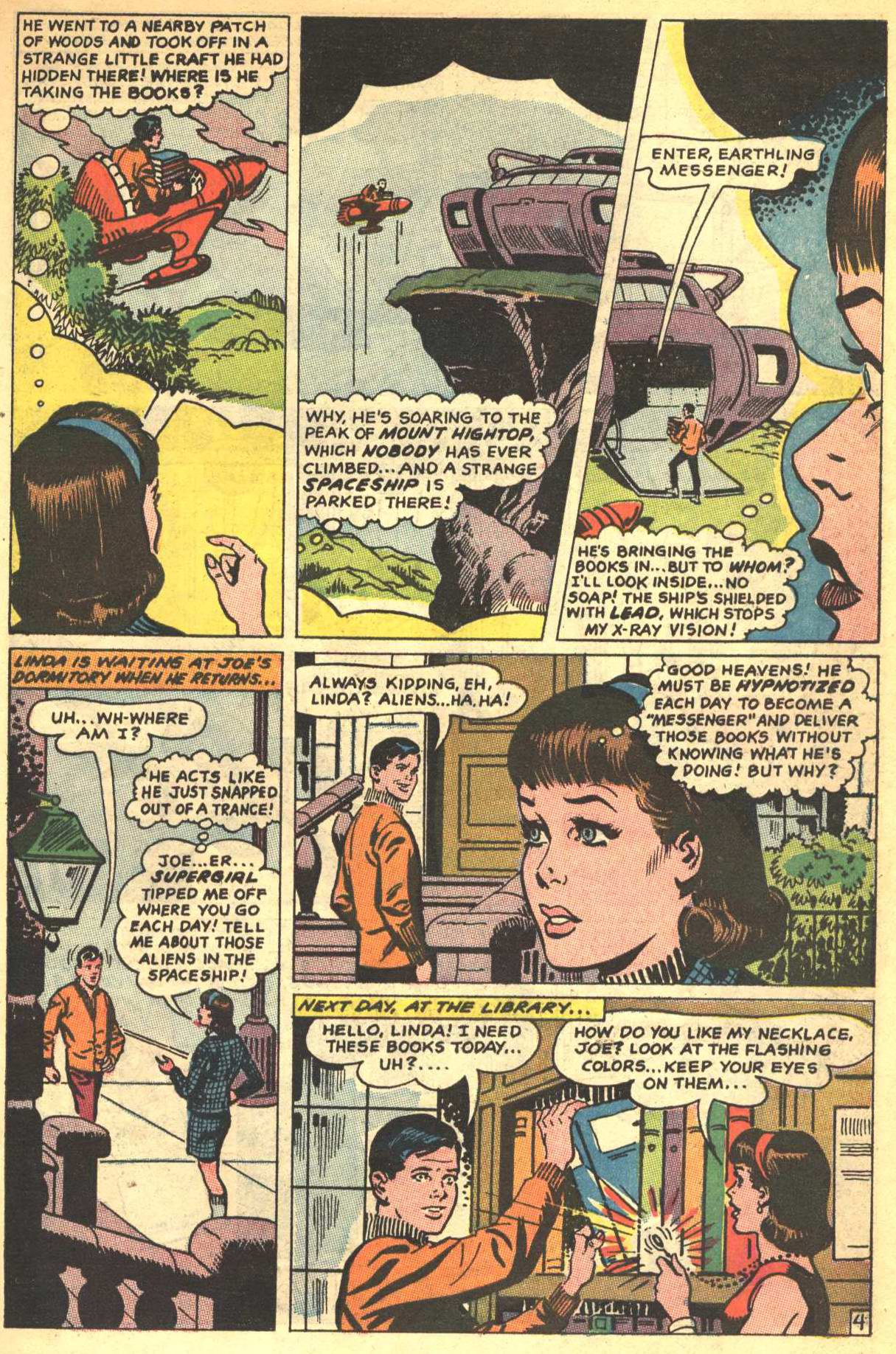 Read online Action Comics (1938) comic -  Issue #353 - 23
