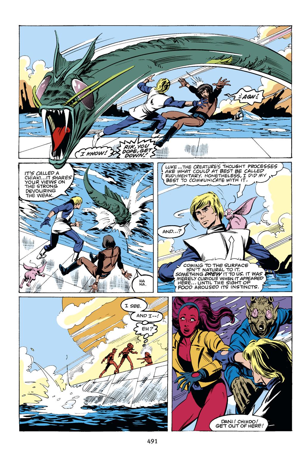 Read online Star Wars Omnibus comic -  Issue # Vol. 18.5 - 207