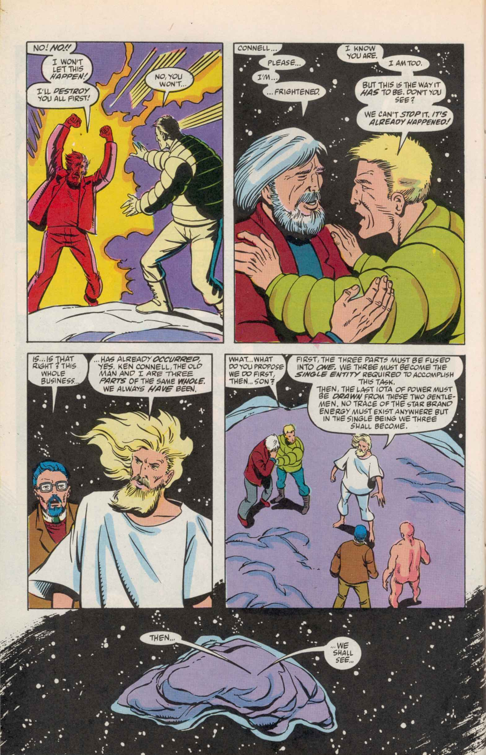 Read online Star Brand comic -  Issue #19 - 26