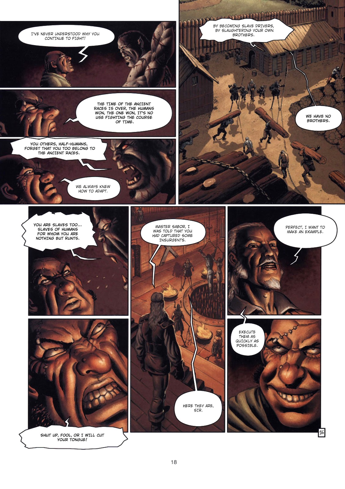 Read online Orks comic -  Issue #2 - 19