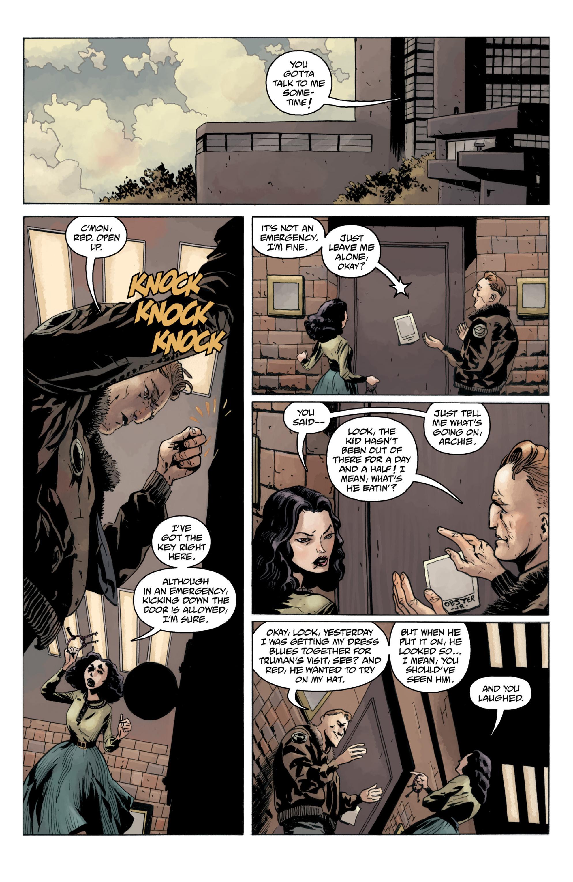 Read online B.P.R.D.: 1948 comic -  Issue # TPB - 94