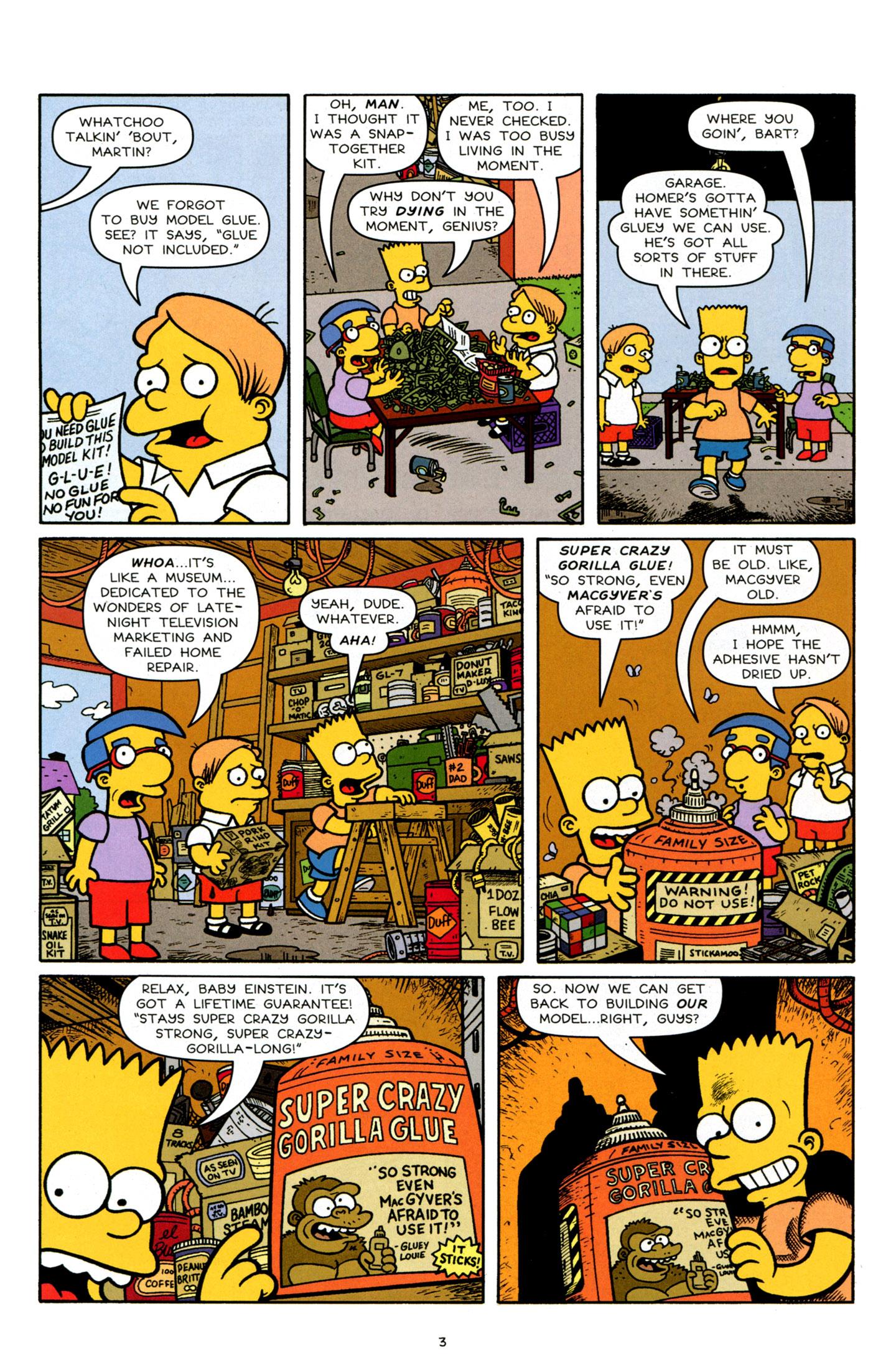 Read online Simpsons Comics Presents Bart Simpson comic -  Issue #63 - 5