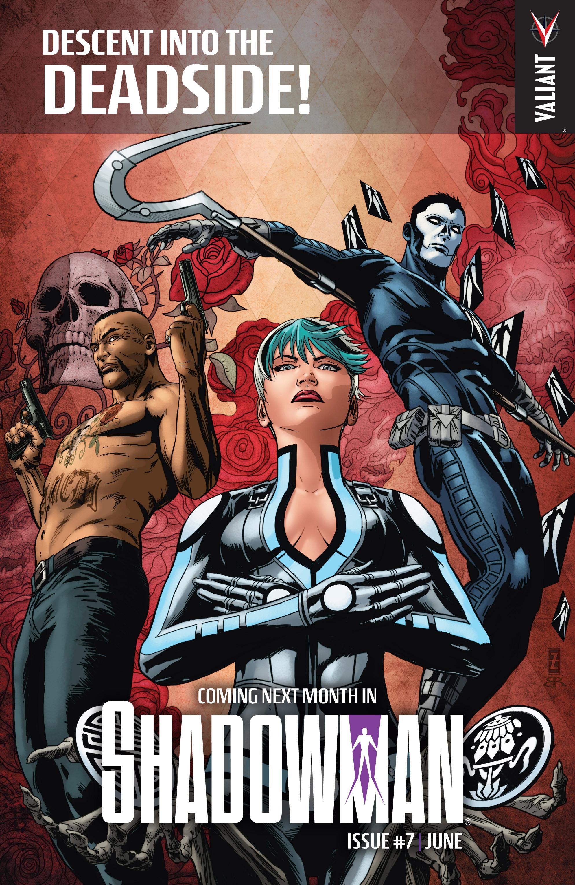 Read online Shadowman (2012) comic -  Issue #0 - 26