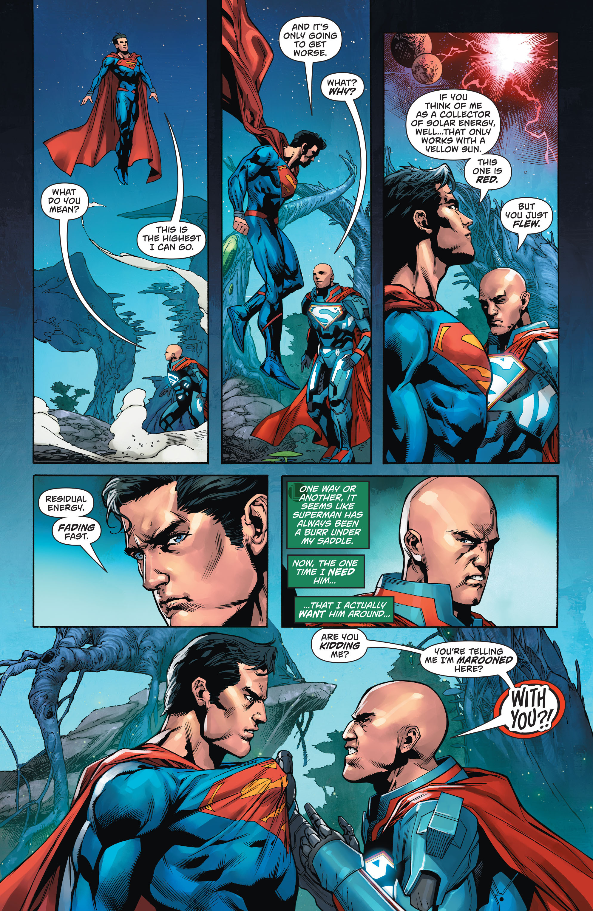 Read online Action Comics (2016) comic -  Issue #971 - 15