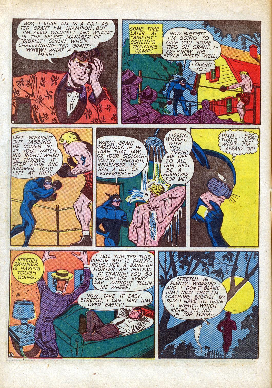Read online Sensation (Mystery) Comics comic -  Issue #26 - 54