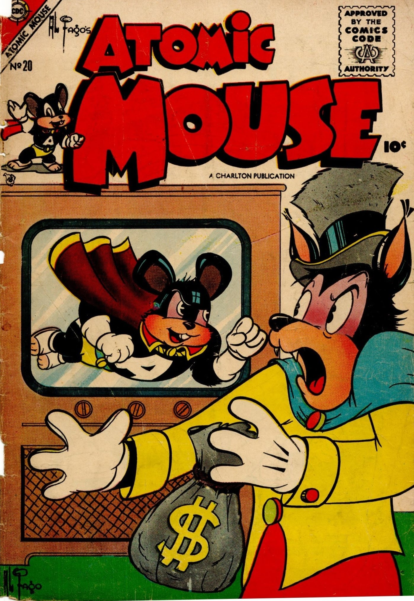 Atomic Mouse 20 Page 1