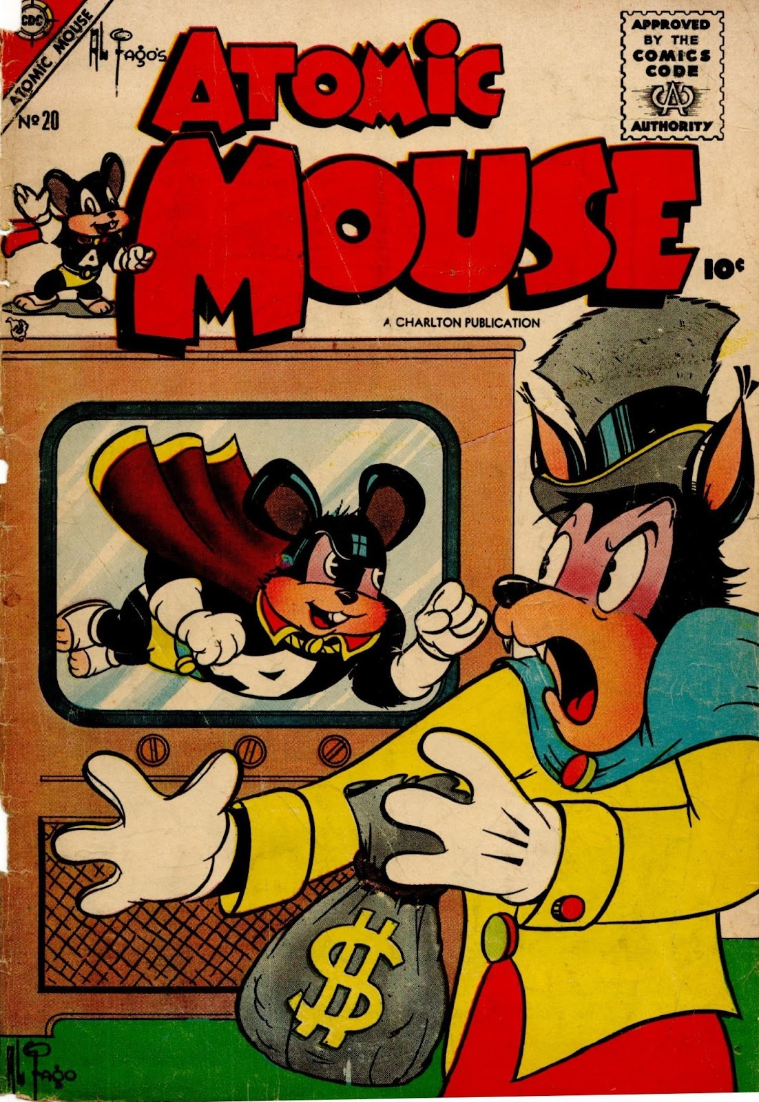 Atomic Mouse issue 20 - Page 1