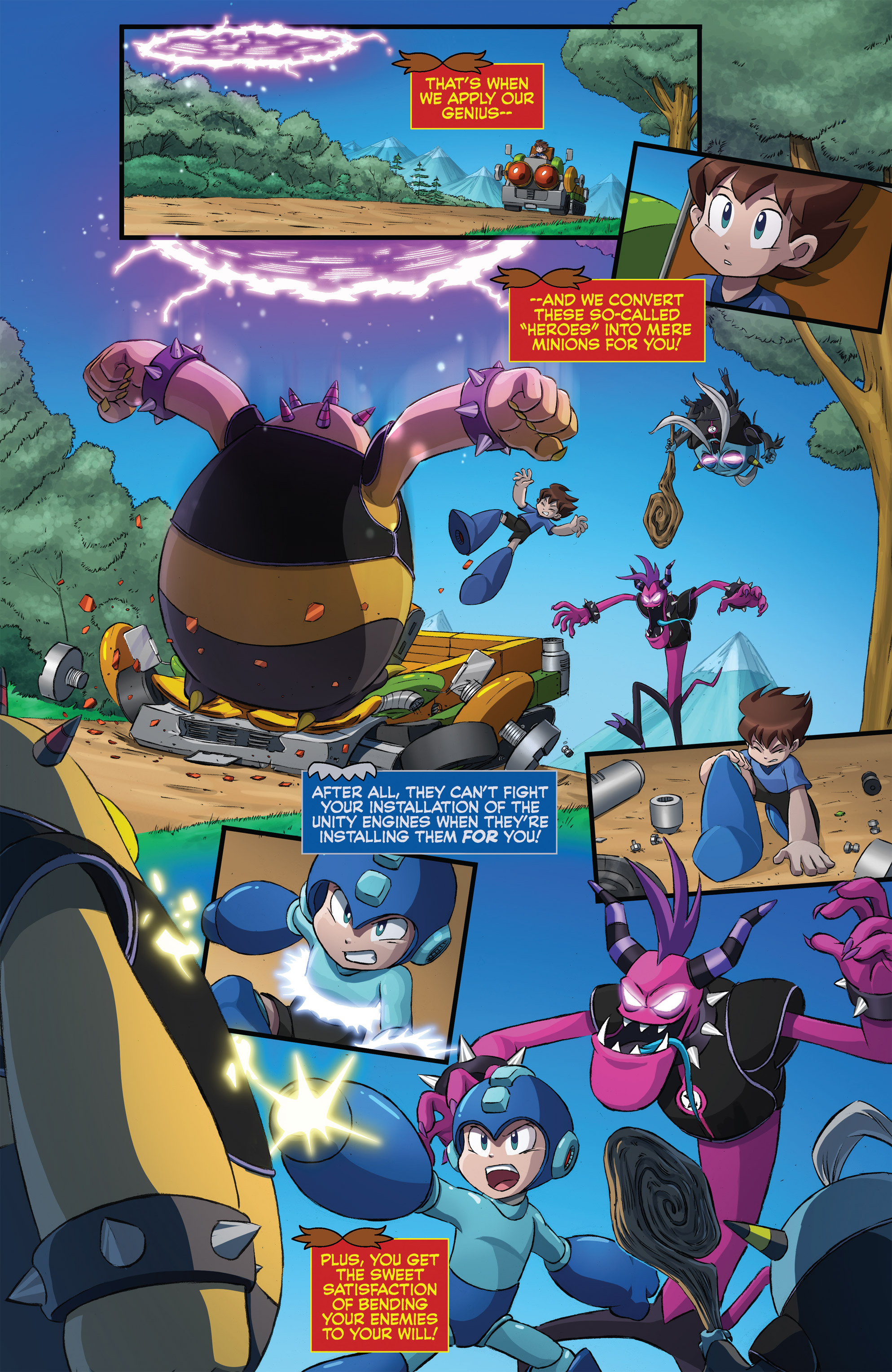 Read online Sonic Universe comic -  Issue #76 - 20