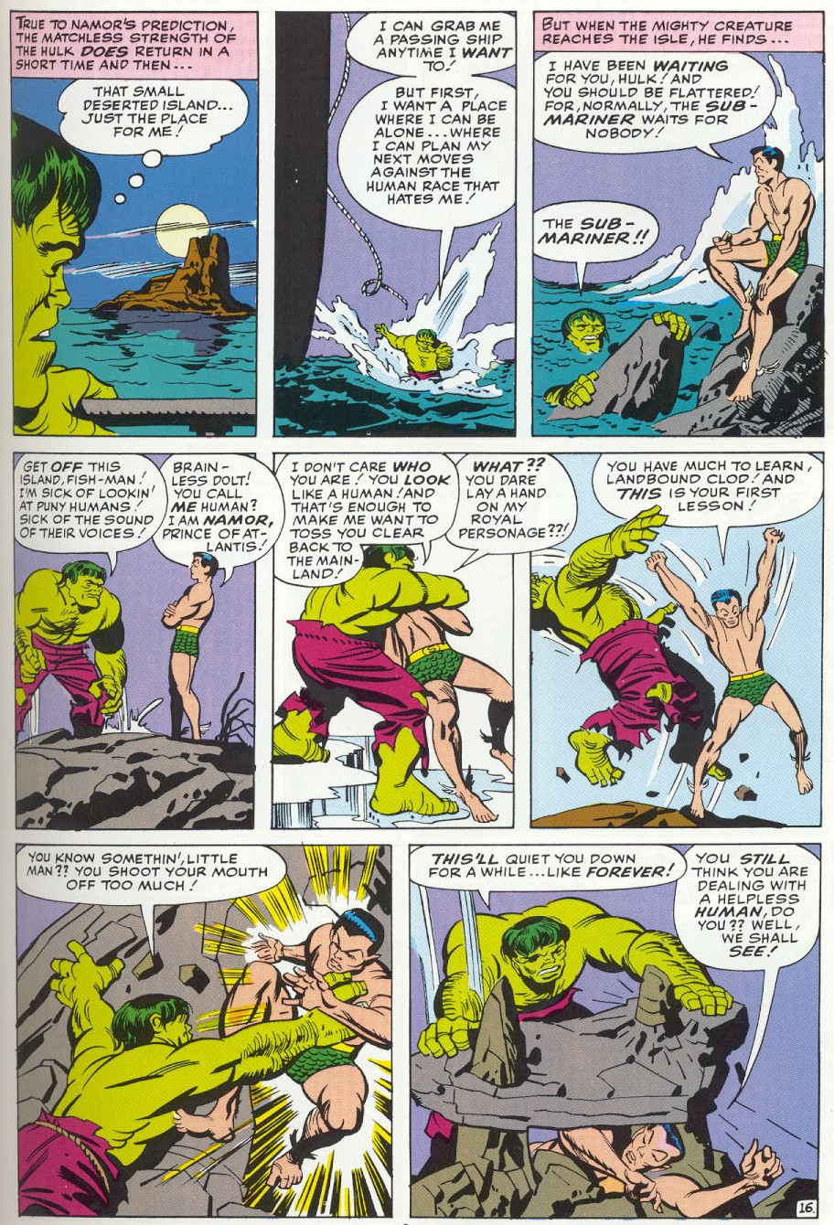 The Avengers (1963) 3 Page 16
