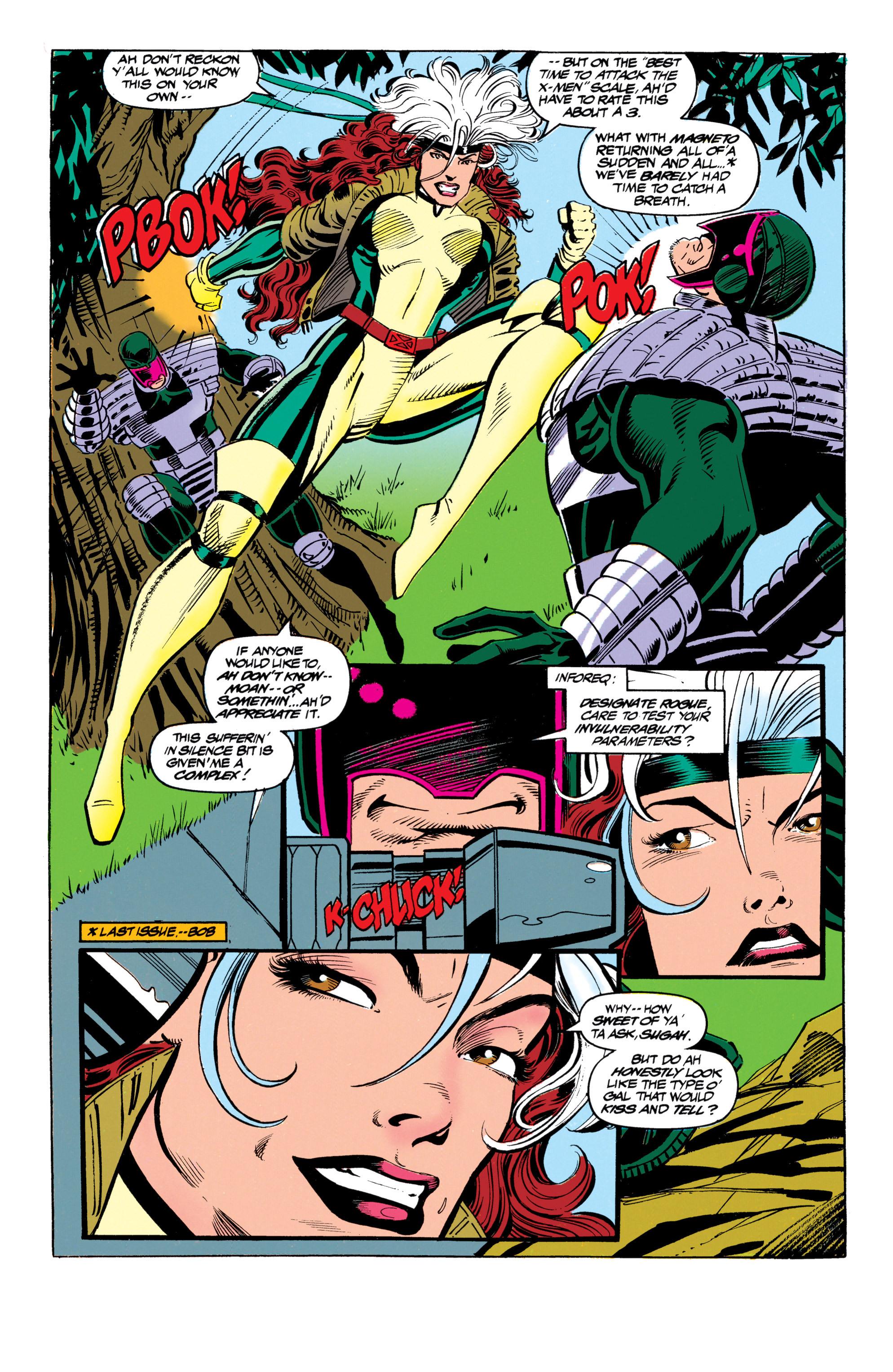 Read online Uncanny X-Men (1963) comic -  Issue #305 - 4