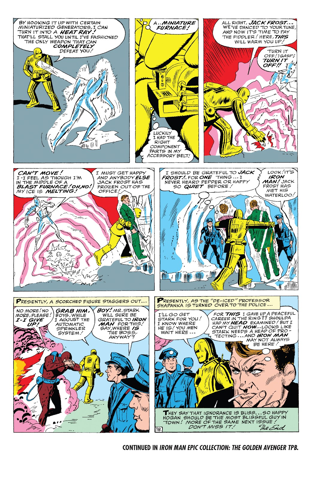 Read online Marvel Tales: Iron Man comic -  Issue # Full - 37