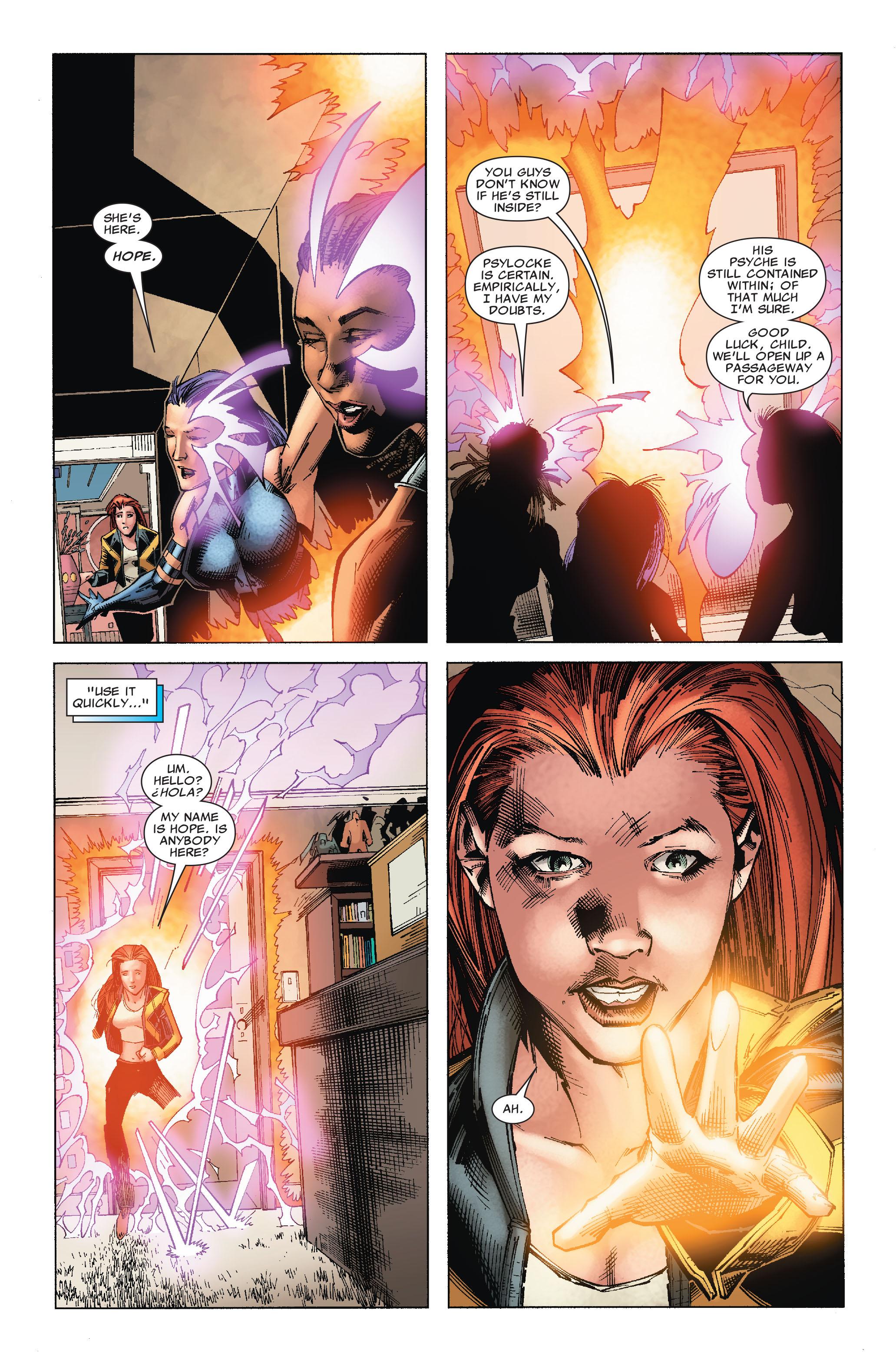 Read online Uncanny X-Men (1963) comic -  Issue #527 - 18