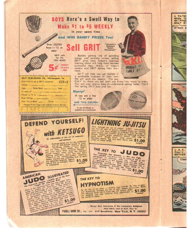 Read online Fightin' Navy comic -  Issue #122 - 14