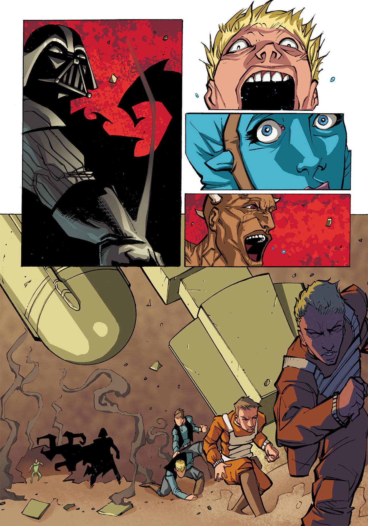 Read online Star Wars Omnibus comic -  Issue # Vol. 33 - 306