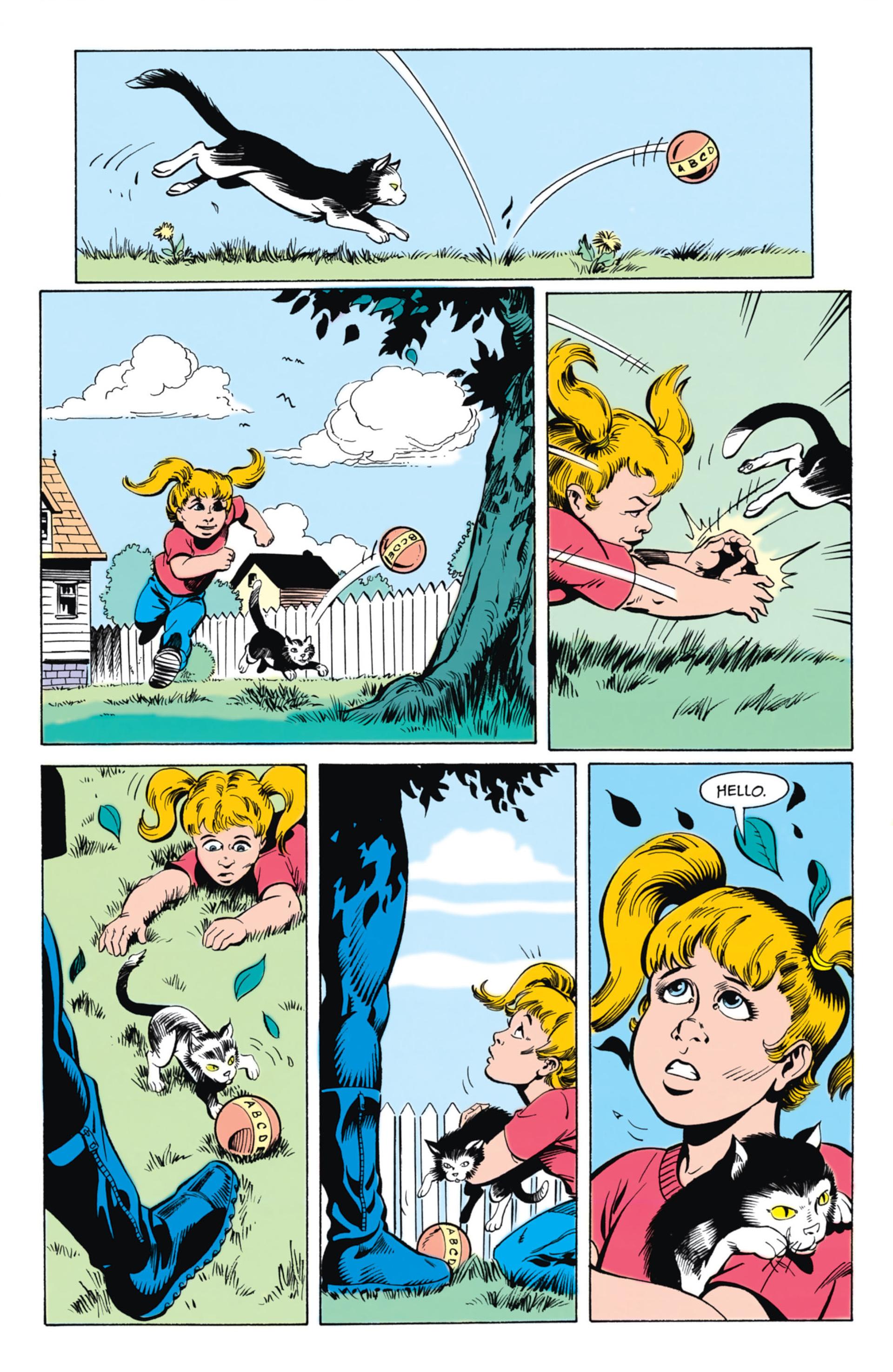 Read online Animal Man (1988) comic -  Issue #14 - 2