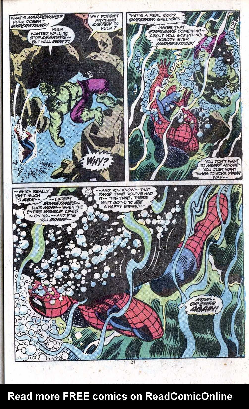 The Amazing Spider-Man (1963) _Annual_12 Page 22