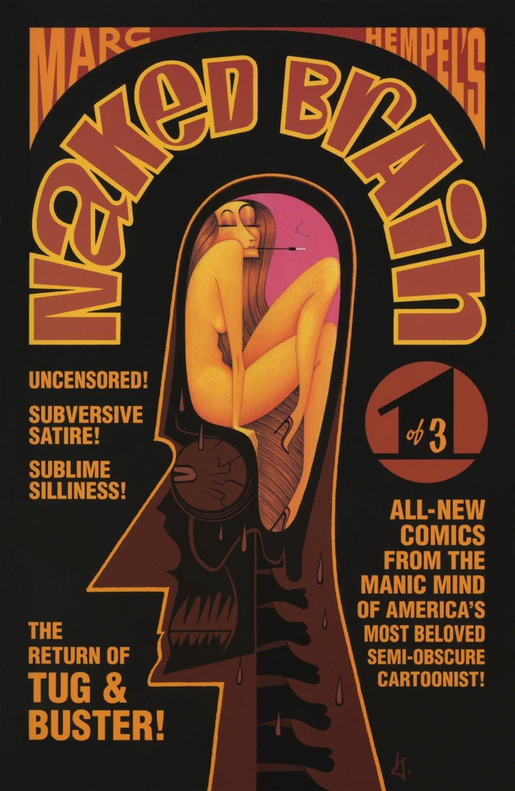 Marc Hempels Naked Brain 1 Page 1