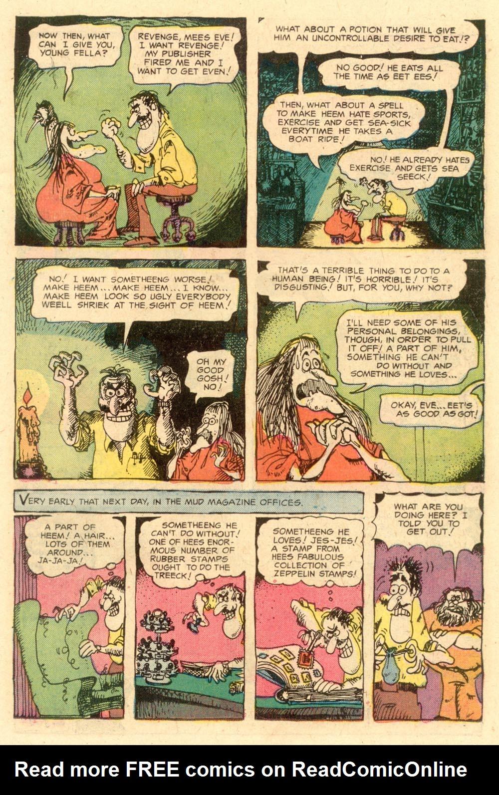 Read online Plop! comic -  Issue #24 - 15