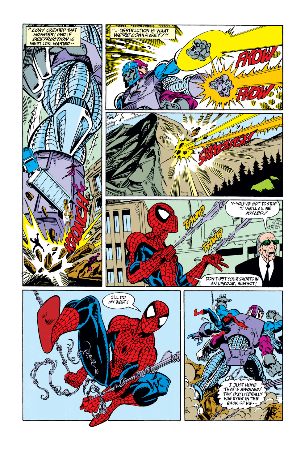 The Amazing Spider-Man (1963) 351 Page 20
