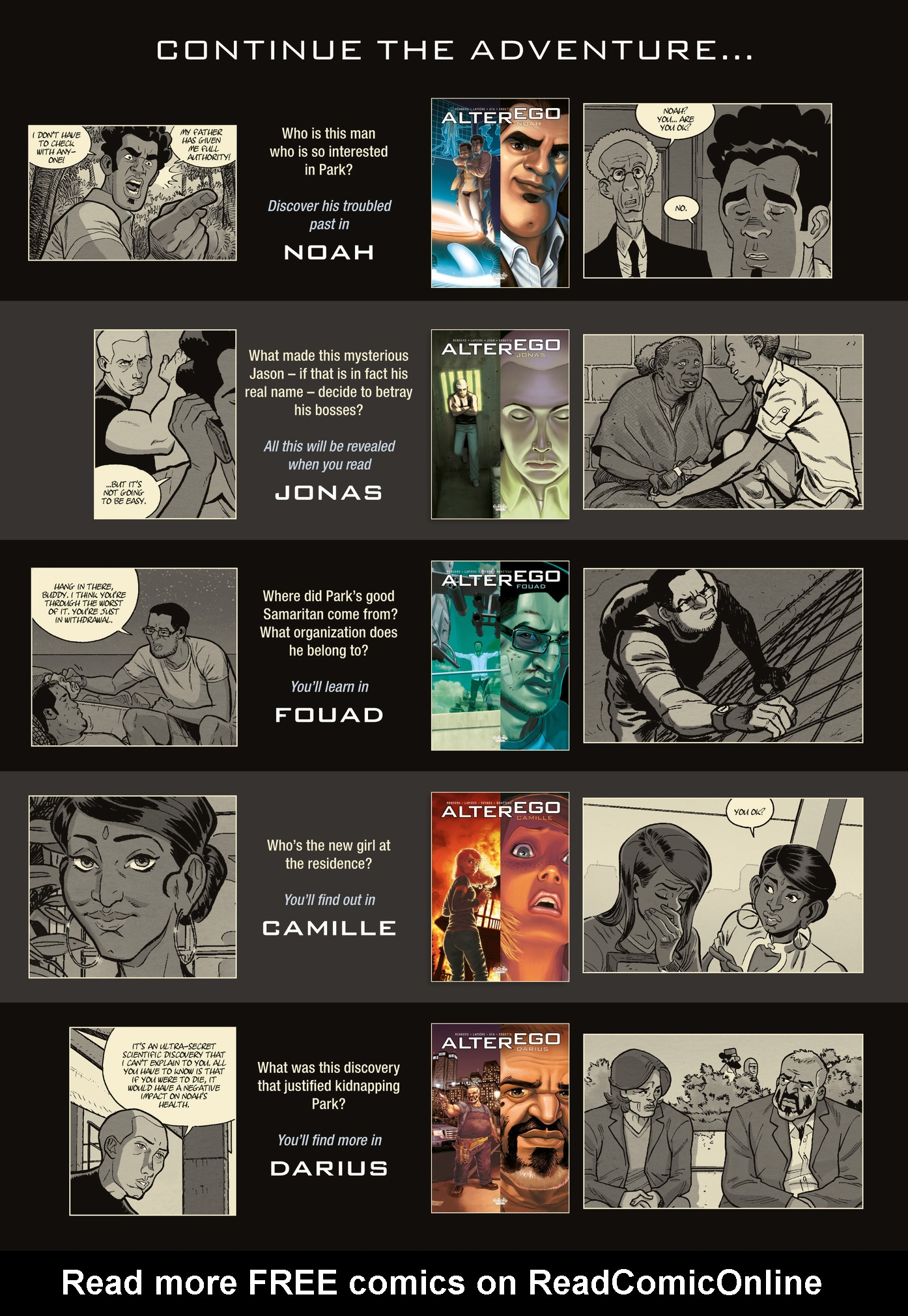Read online Alter Ego comic -  Issue #5 - 65