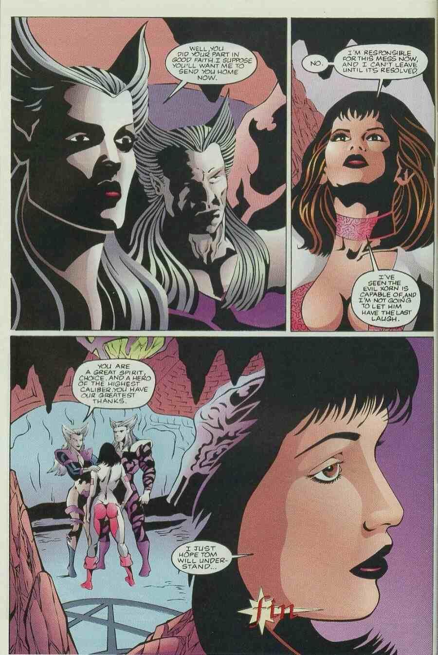 Read online Ultraverse Premiere comic -  Issue #9 - 14