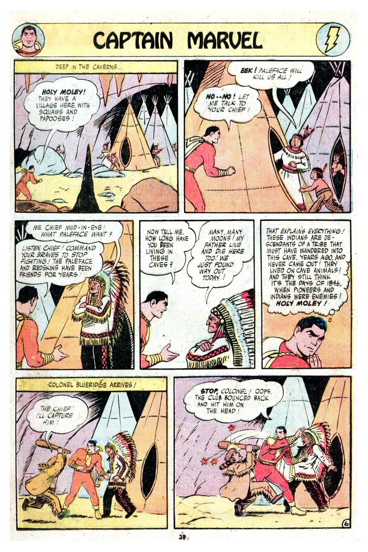 Read online Shazam! (1973) comic -  Issue #17 - 39