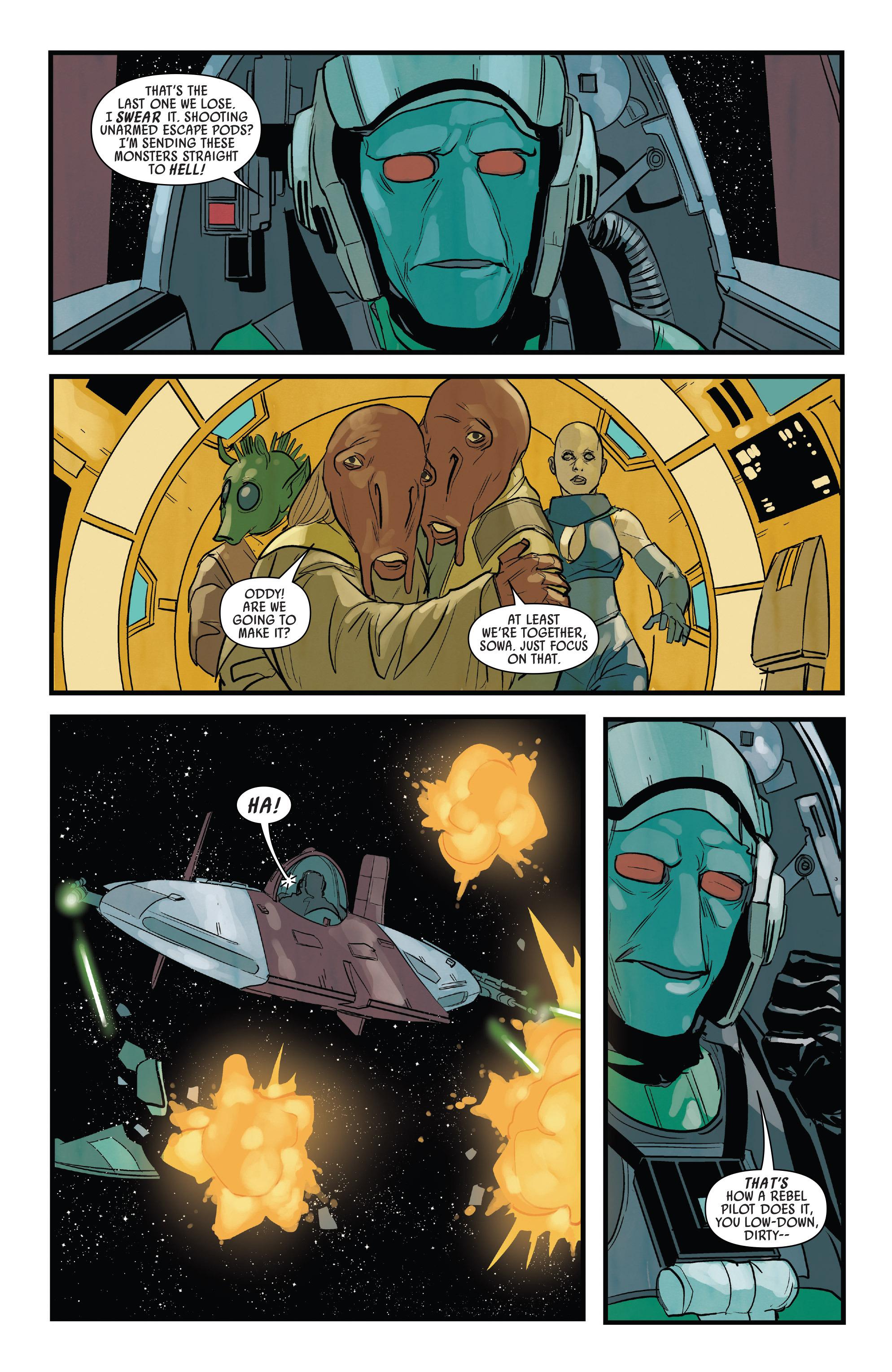 Read online Star Wars: Poe Dameron comic -  Issue #13 - 13