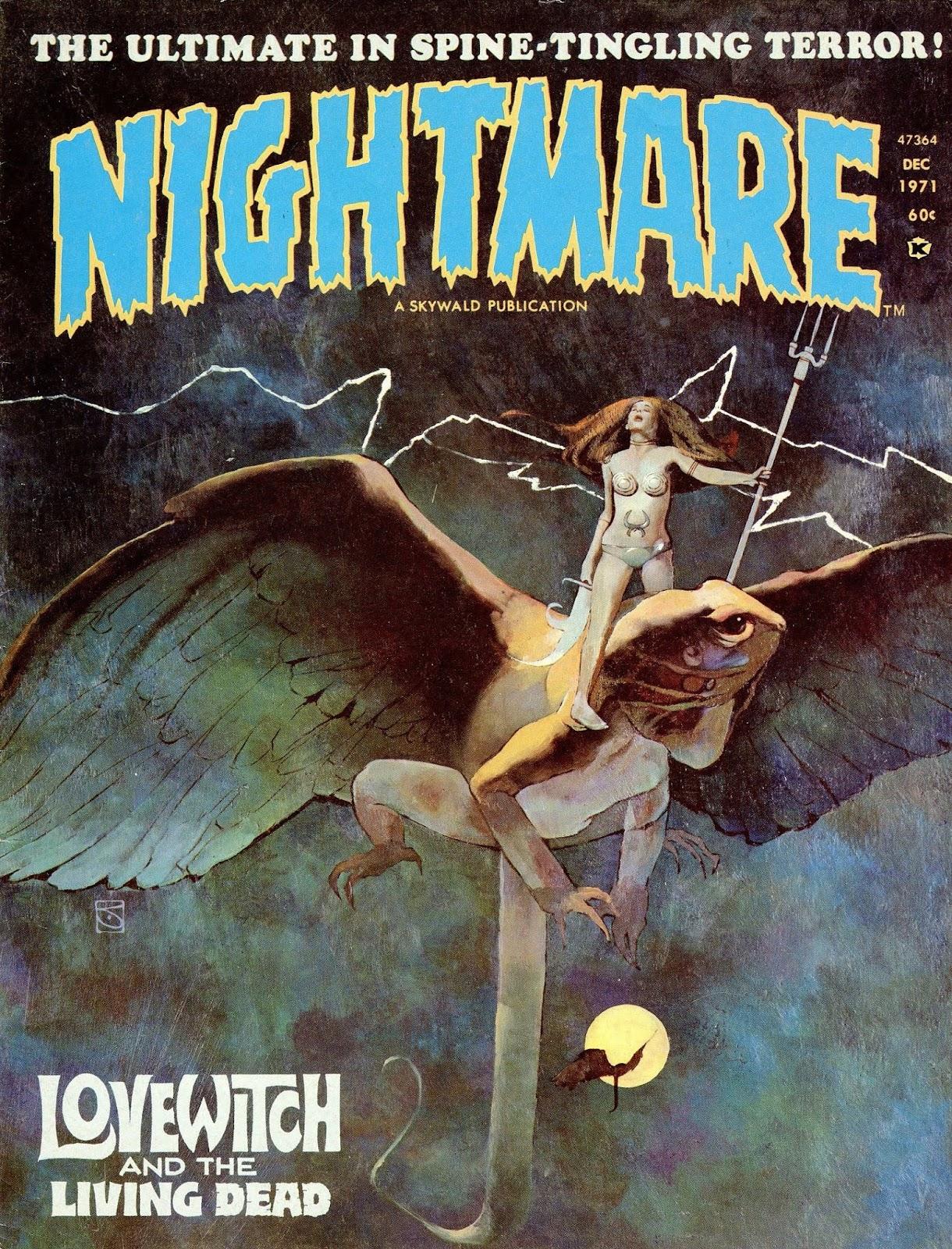 Nightmare (1970) 6 Page 1