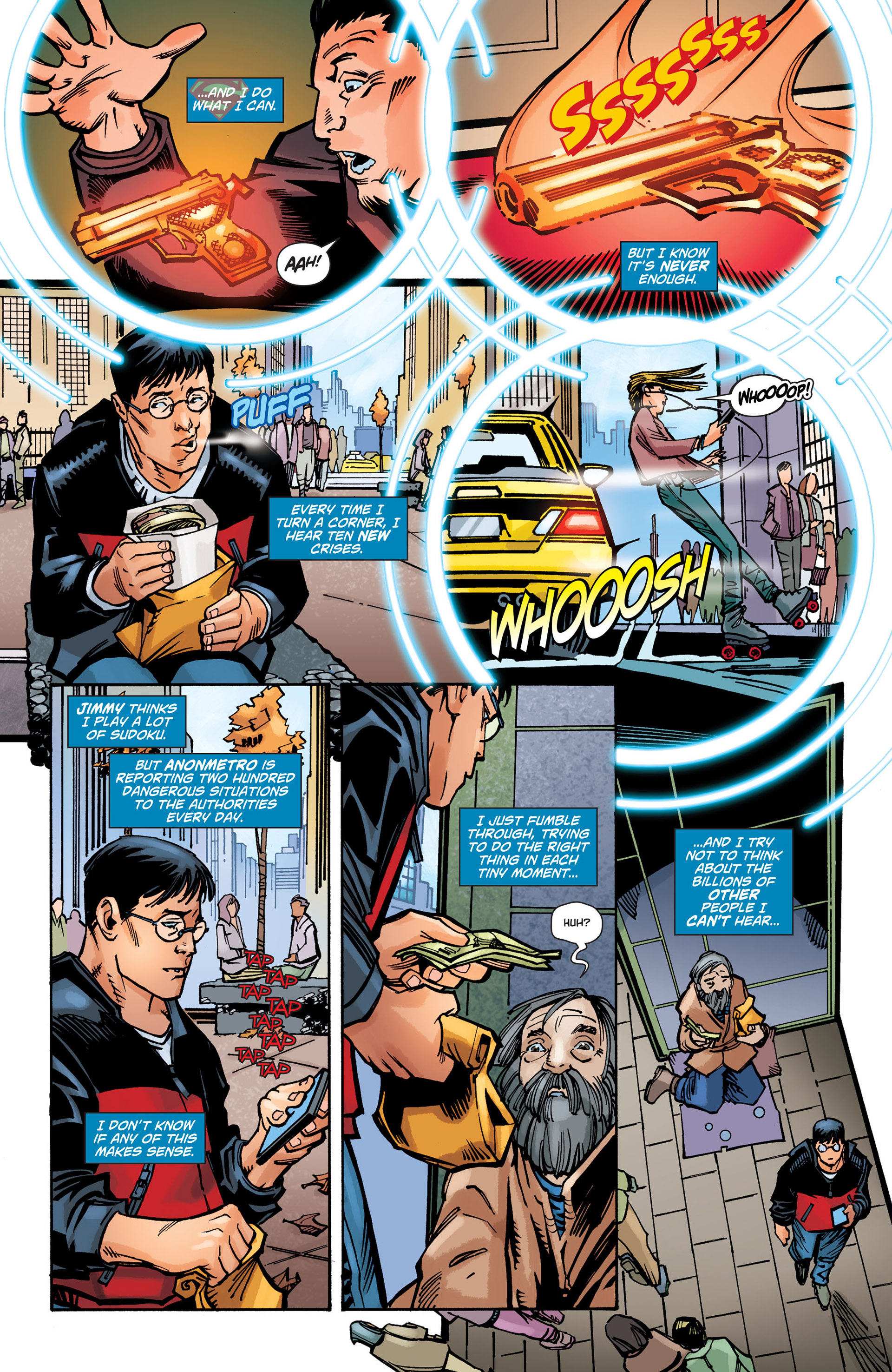Read online Action Comics (2011) comic -  Issue #25 - 25