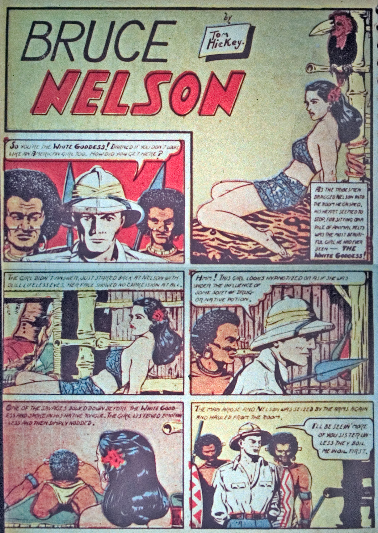 Read online Detective Comics (1937) comic -  Issue #34 - 50