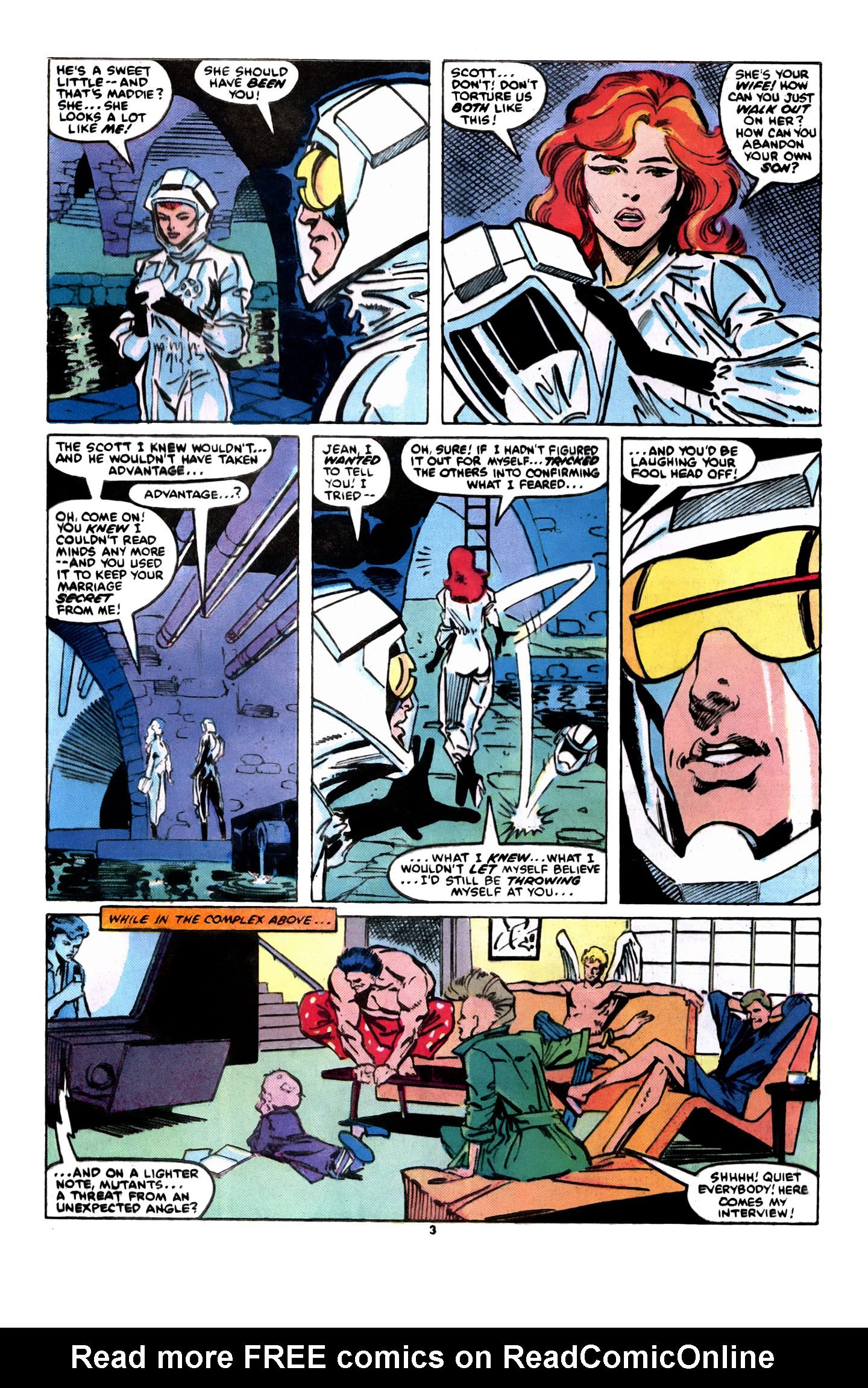 Read online X-Factor (1986) comic -  Issue #8 - 4