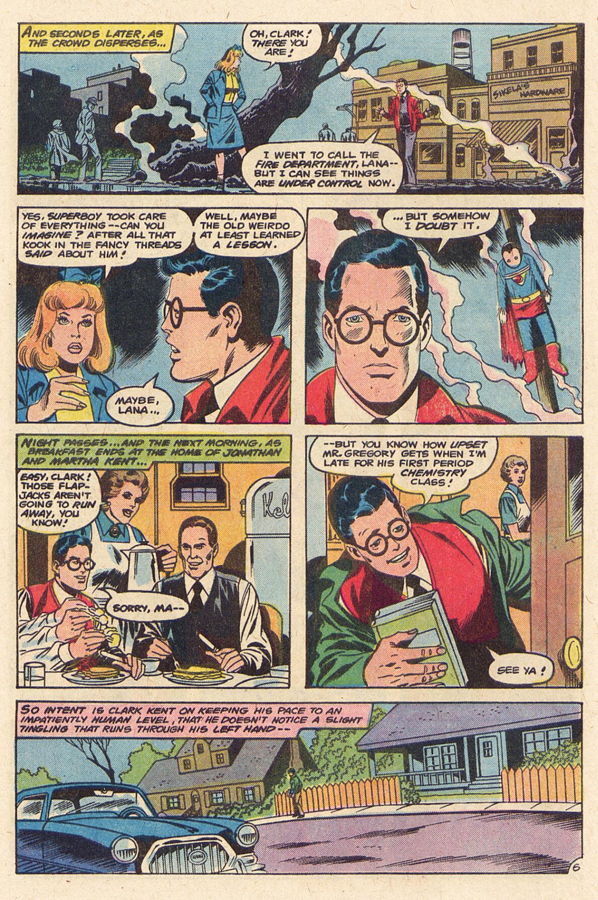 Read online Adventure Comics (1938) comic -  Issue #457 - 7