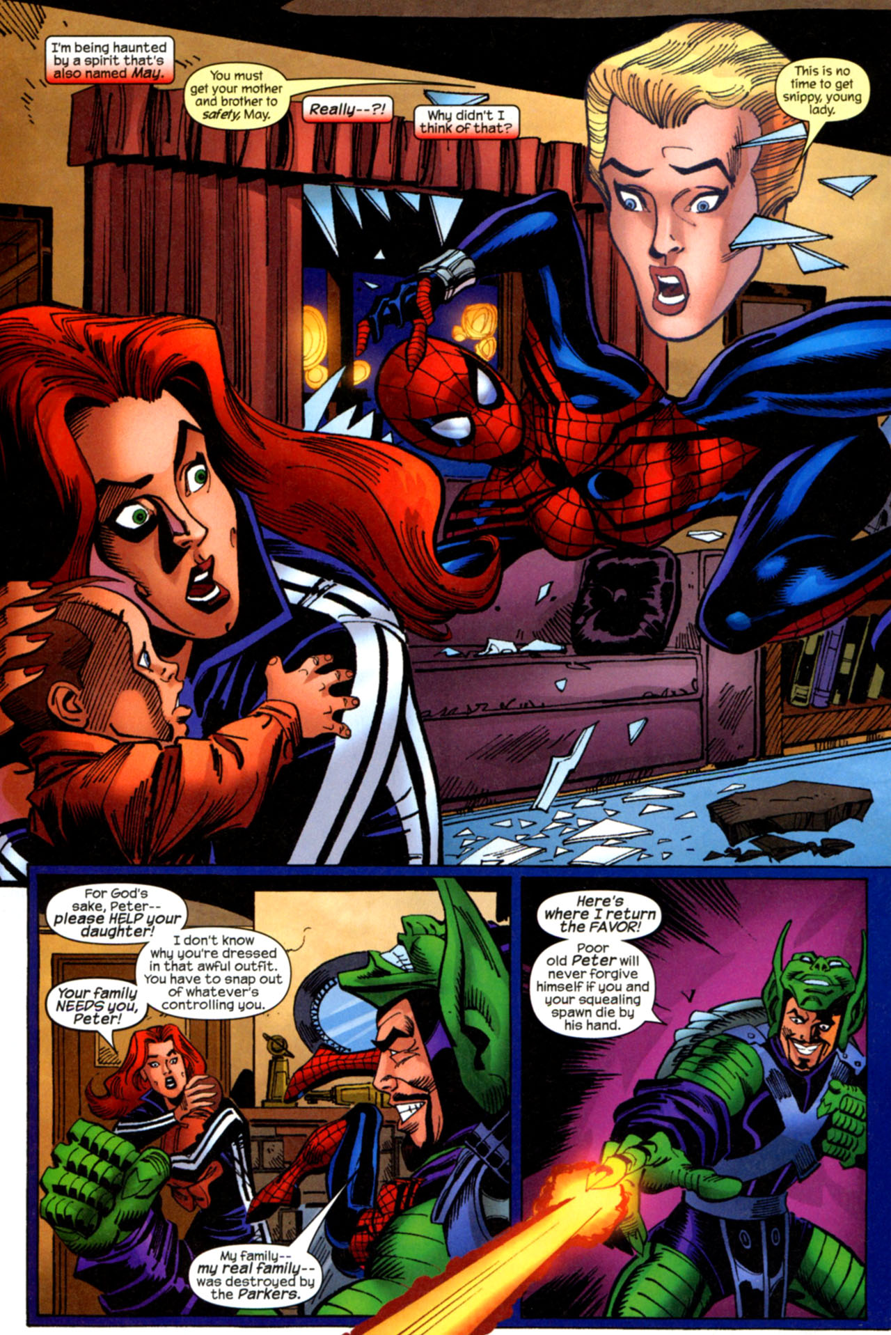 Read online Amazing Spider-Girl comic -  Issue #29 - 3