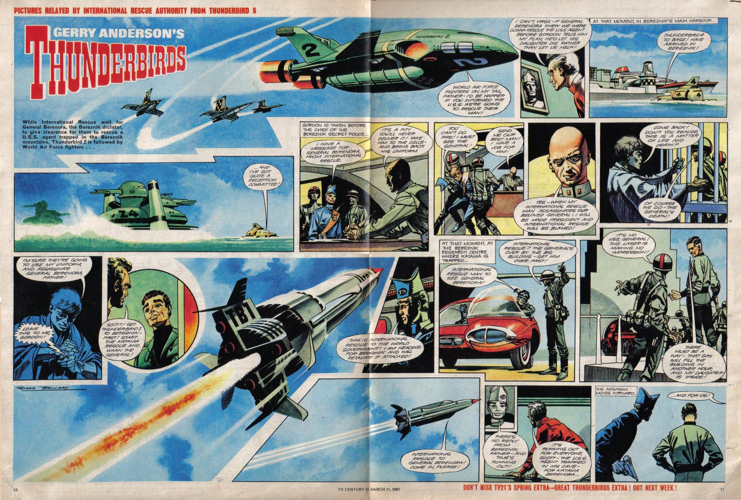 Read online TV Century 21 (TV 21) comic -  Issue #112 - 10